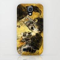 Galaxy S4 Cases featuring 'Til Death do us part by Fresh Doodle - JP Valderrama