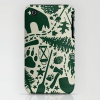 iPhone 3Gs & iPhone 3G Cases featuring C@MP by Dylan Morang