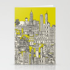 Hong Kong Toile De Jouy … Stationery Cards