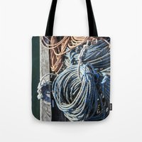 Fisherman's Ready - Main… Tote Bag