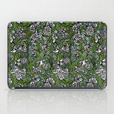 Birds pattern iPad Case