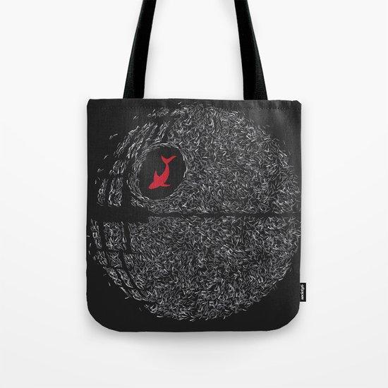 Fish Star Tote Bag