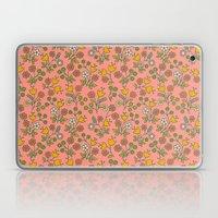 Retro Bloom Light 2 Laptop & iPad Skin
