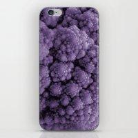 Fractal Growth iPhone & iPod Skin