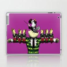chorus line Laptop & iPad Skin