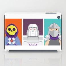 Cute Villains Set 1 iPad Case