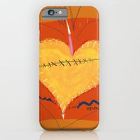 Heart on the Mend iPhone 6 Slim Case