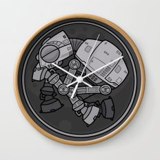 Imperial Walker AT-AT Baby Wall Clock