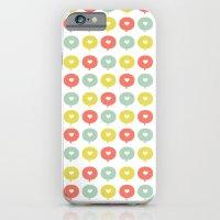 Balloon Hearts iPhone 6 Slim Case