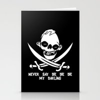 Fiends Bones Stationery Cards
