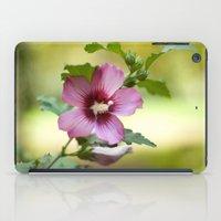 Hardy Hibiscus iPad Case