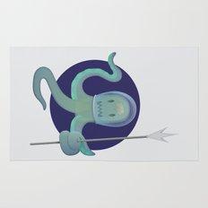 Lil Alien - Squiddy  Rug