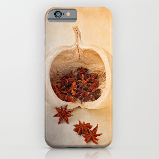 STAR ANISE iPhone & iPod Case