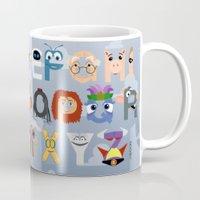 P Is For Pixar (Pixar Al… Mug