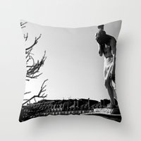 PFP#3206 Throw Pillow