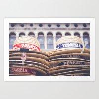 Venezia II Art Print