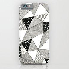 Pattern Triangles Slim Case iPhone 6s
