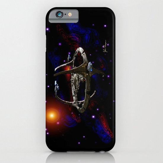 Deep Space 9 iPhone & iPod Case