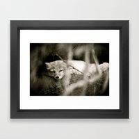 Nature's Finest Peace Framed Art Print
