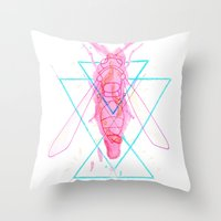 Rites Throw Pillow