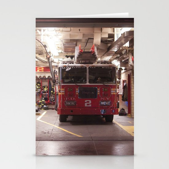 night rescue... Stationery Card