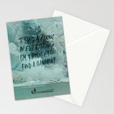 HARDER HARMONIES Stationery Cards