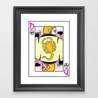 Need A Driver? Framed Art Print