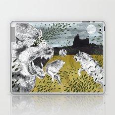 Ring of Wolves Laptop & iPad Skin