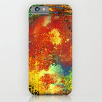 Color Collision iPhone 6 Slim Case