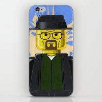 LEGO - Walter White Mini… iPhone & iPod Skin