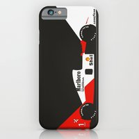 iPhone & iPod Case featuring MP4/6 by Cale Funderburk