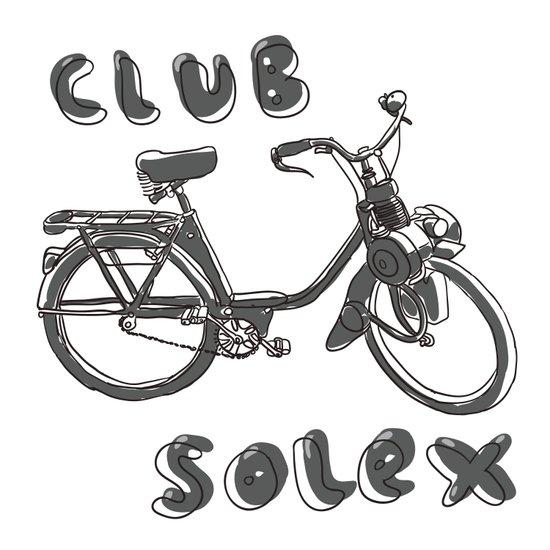 Club Solex Art Print