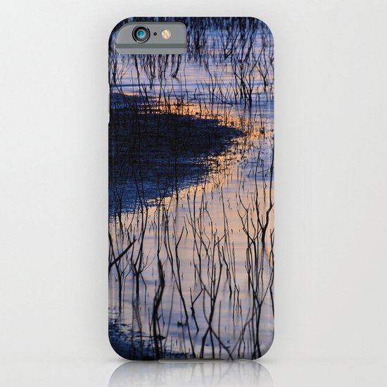 curved line iPhone & iPod Case
