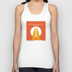 No274 My The Endless Summer minimal movie poster Unisex Tank Top