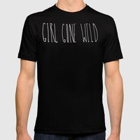 Girl Gone Wild X Mount R… Mens Fitted Tee Black SMALL