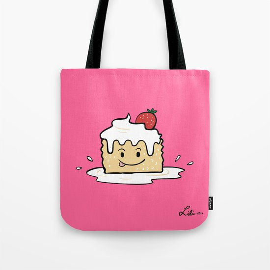 Tres Leches Tote Bag