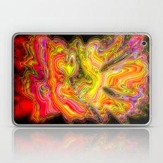 Psychedelic vision Laptop & iPad Skin