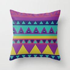 Aztec 1# Throw Pillow