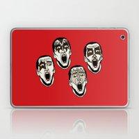 Kiss Cage Laptop & iPad Skin