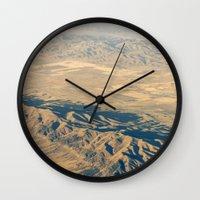 High Desert Wall Clock
