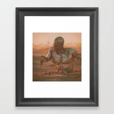 MERCIA.2216 (everyday 05.03.16) Framed Art Print