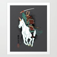Uniyo-e Art Print