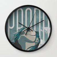 PRADA Wall Clock