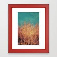 Northsea Feeling Framed Art Print