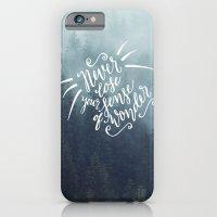 Never Lose  iPhone 6 Slim Case