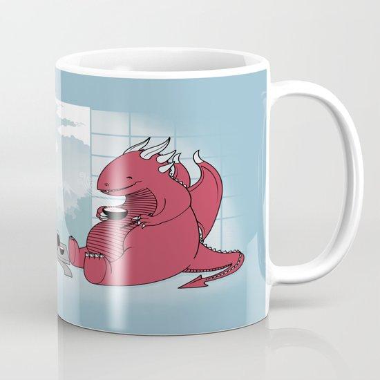 A Friend's Visit Mug