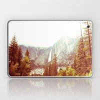 Yosemite Falls Laptop & iPad Skin
