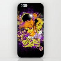 Space Pirates iPhone & iPod Skin