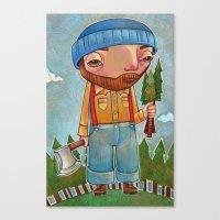Shantyboy Canvas Print