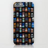 Multicolored artwork iPhone 6 Slim Case